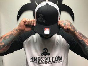HMD-210 HMD Trucker Hat