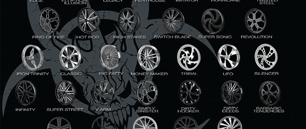 Big Wheel Kits